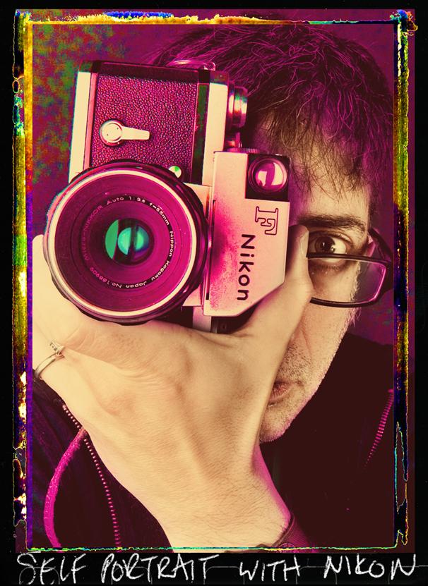 Kevin Salemme Selfie Nikon