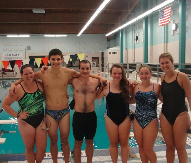 a aswim team