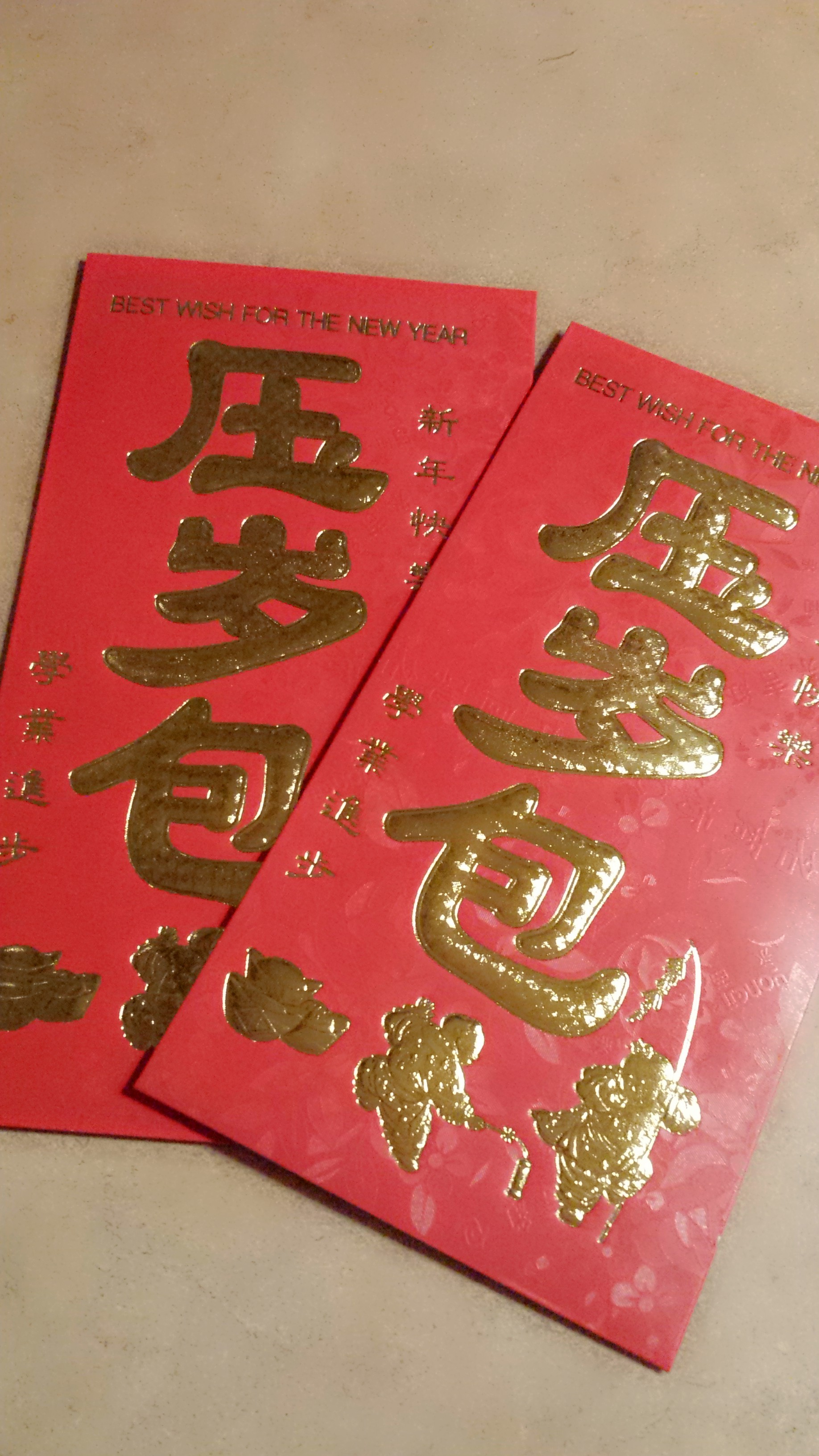 Red Envelopes