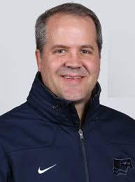 Coach Bobby Jay, the Women's Assistant Hockey Coach for the 2014 Olympics.