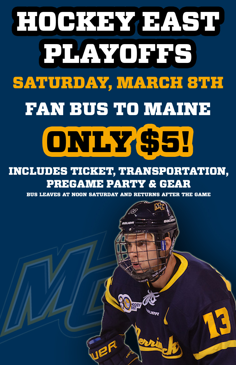 Collins Fan Bus to Maine