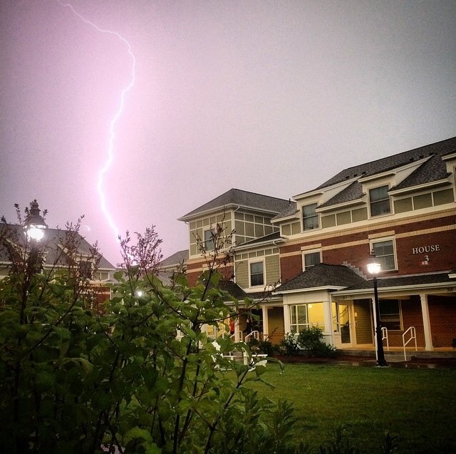 lightning strike mc