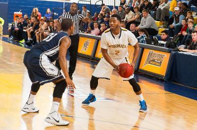 Astounding similarities between mens womens basketball the beacon photo credit merrimack athletics sciox Images