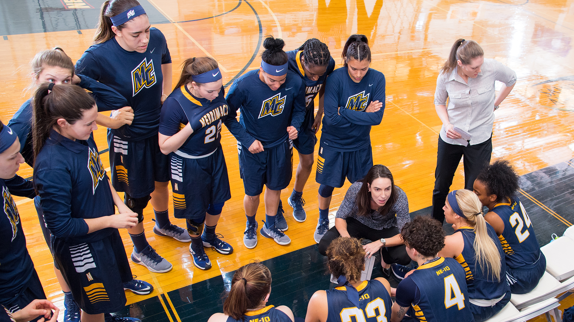 Merrimack college womens basketball preview the beacon merrimack college womens basketball preview sciox Images